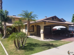 Photo of 2051 W HOLT AVE, El Centro, CA 92243 (MLS # 20575652IC)